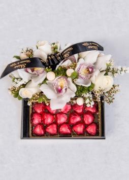 Çiçek & Çikolata