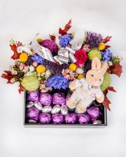 Çikolata & Çiçek