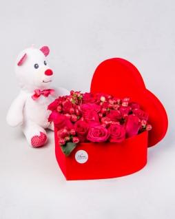 Kalpte Güller & Peluş